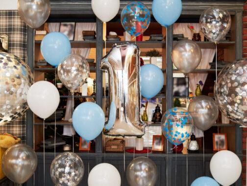 balloon decorations seattle wa