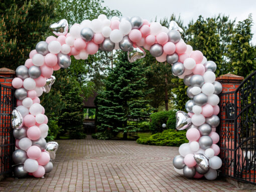 balloon arch seattle wa