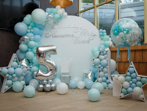 birthday balloons Seattle wa