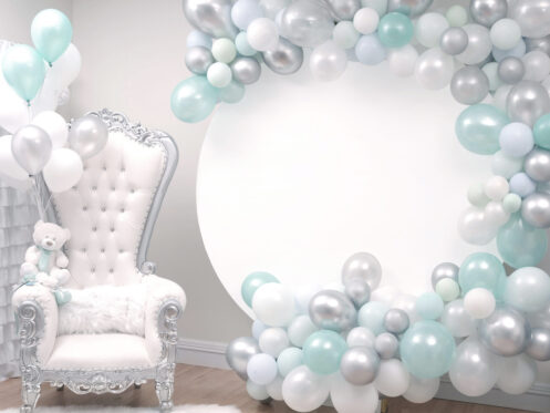 balloons for baby showers seattle wa