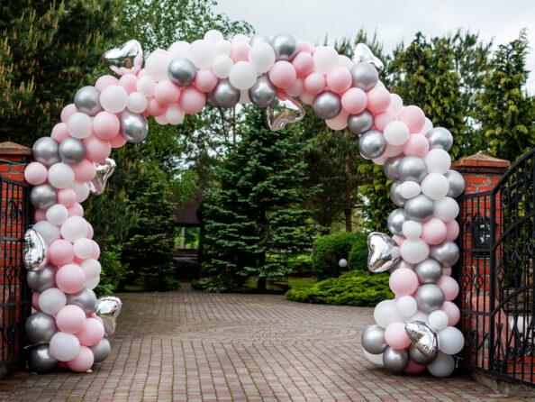 balloon arch seattle wa